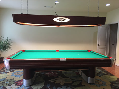 Used 9' Brunswick Anniversary Pool Table (Consignment)