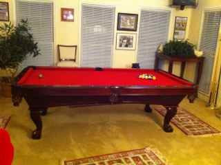 Used Pro 8' ProLine Pool Table