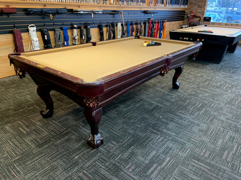 (SOLD) Used 8' Connelly Rincon Pool Table