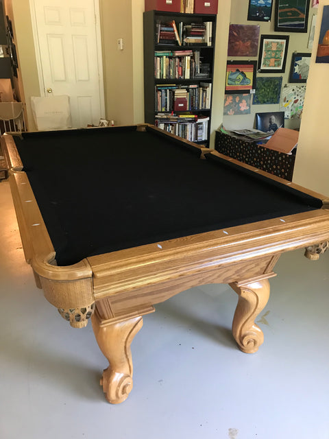 Used 7' American Heritage Pool Table