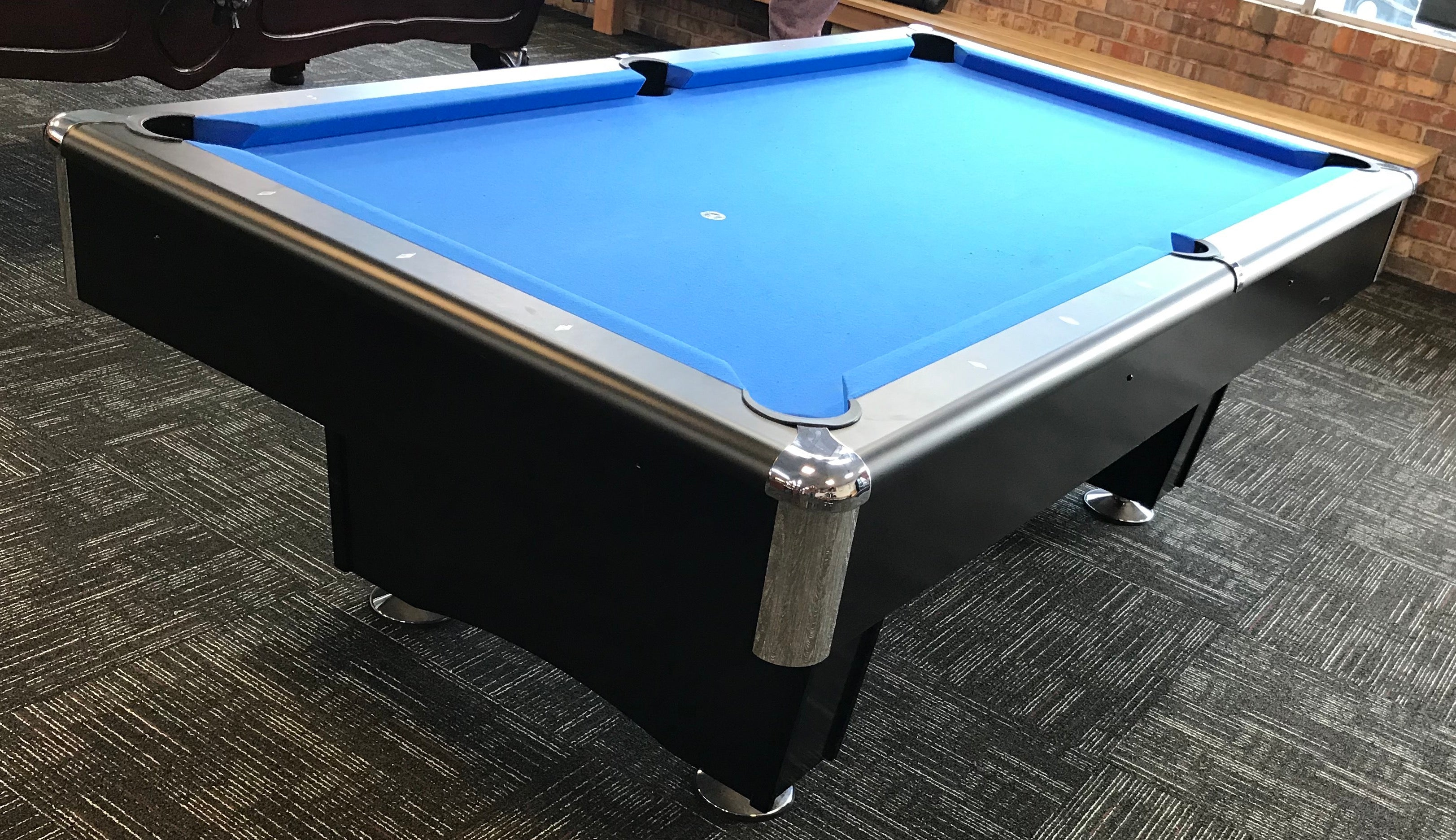 SOLD Used CL Bailey Addison Pool Table Coolpooltablescom - Cl bailey pool table