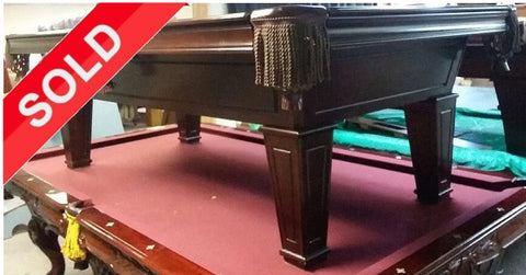 (SOLD) Used 8' Imperial Pool Table