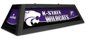 "Kansas State Wildcats 42"" Pool Table Light"