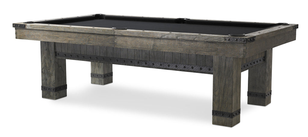 Plank & Hide Morse Pool Table - coolpooltables.com