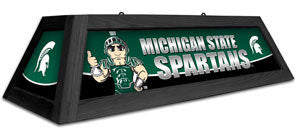 "Michigan State Spartans 42"" Pool Table Light"