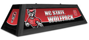 "North Carolina State Wolfpack 42"" Pool Table Light"