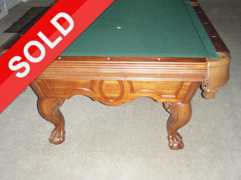 Used 8' SoHo Pool Table
