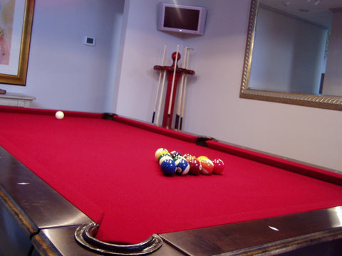 Used Peter Vitale Pasha II Pool Table