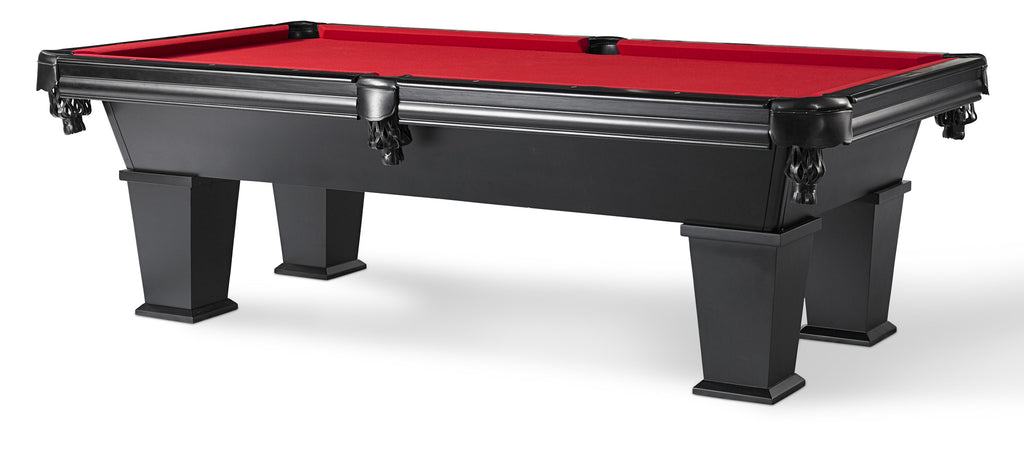 Plank & Hide Parsons Pool Table - coolpooltables.com