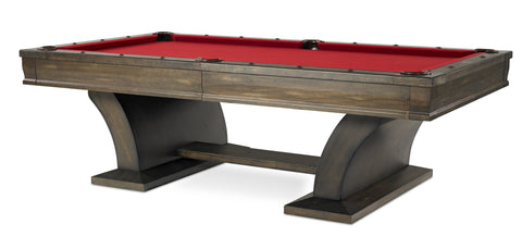 Plank & Hide Paxton Pool Table - coolpooltables.com