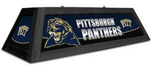 "Pittsburgh Panthers 42"" Pool Table Light"