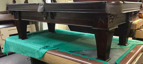 (SOLD) Used 8' Presidential Brittany Pool Table