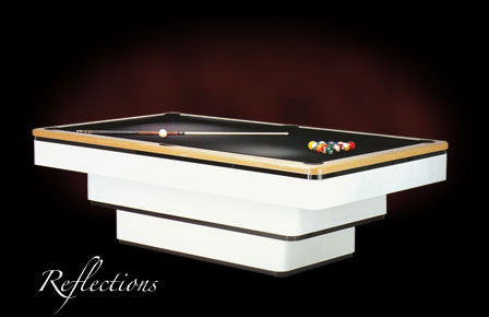 Merveilleux Craftmaster Reflections Pool Table