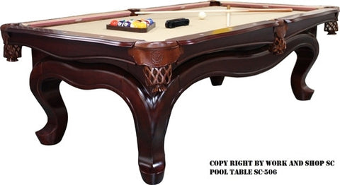 Empire SC-506 Pool Table