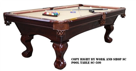 Empire SC-509 Pool Table