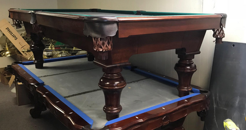 (SOLD) Used 8' Southern Billiards Pool Table