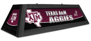 "Texas A&M Aggies 42"" Pool Table Light"