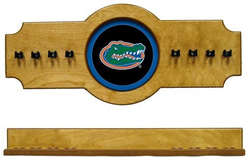 Florida Gators 2-Piece Hanging Cue Rack