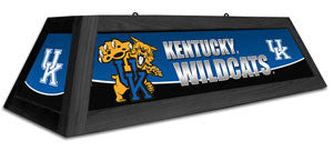 "Kentucky Wildcats 42"" Pool Table Light"