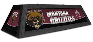 "Montana Grizzlies 42"" Pool Table Light"