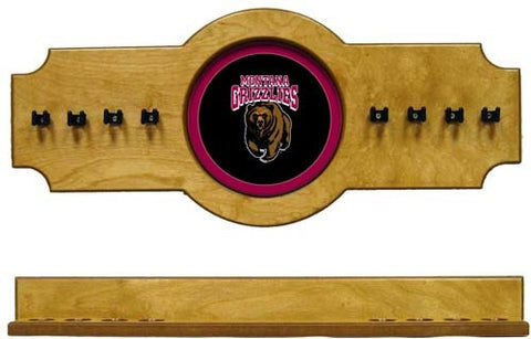 Montana Grizzlies 2-Piece Hanging Cue Rack