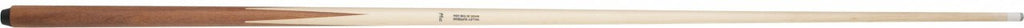 Valley Supreme 57 in. Wax Finish One-Piece House Pool Cue