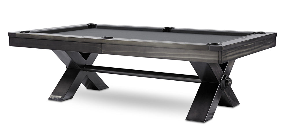 Plank & Hide Vox Pool Table - coolpooltables.com
