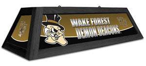 "Wake Forest Demon Deacons 42"" Pool Table Light"