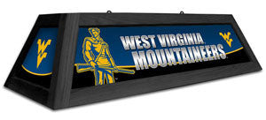 "West Virginia Mountaineers 42"" Pool Table Light"