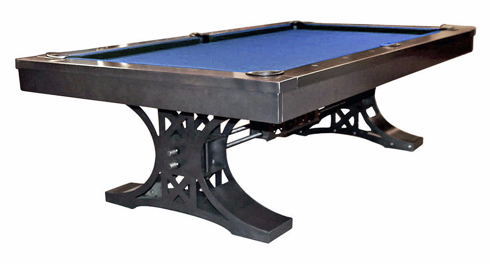 Plank & Hide Axel Pool Table - coolpooltables.com