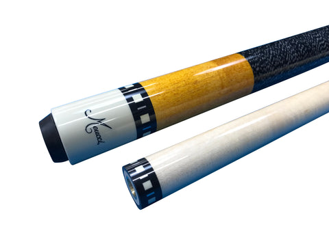 Meucci SB1 Pool Cue (Natural Stain)