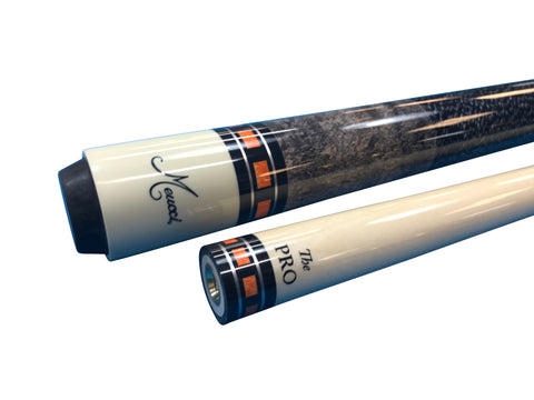 Meucci SB3 Pool Cue (Orange)