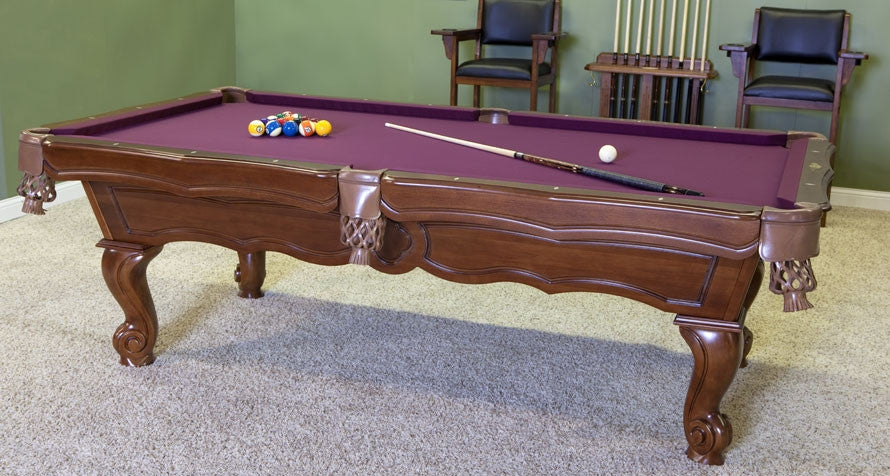C.L. Bailey Sorbonne Pool Table - coolpooltables.com