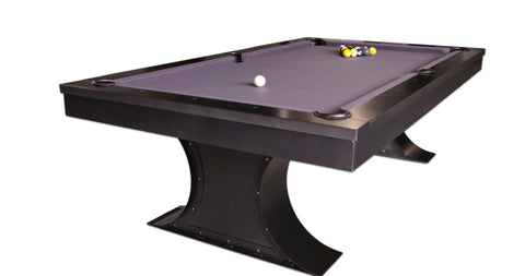 Plank & Hide Xane Pool Table