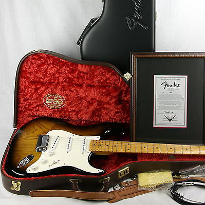 1954 Fender Masterbuilt JOHN CRUZ Stratocaster 50th Anniversary Custom Shop 54