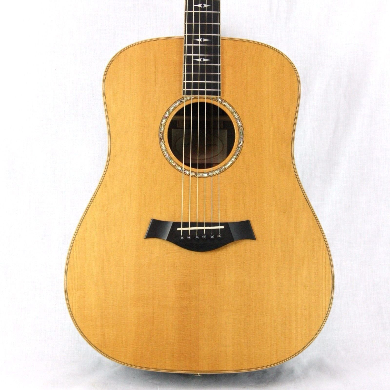 2002 Taylor 810 LTD Cocobolo! Spruce Top, Cocobolo Back/Sides, Advanced Bracing!