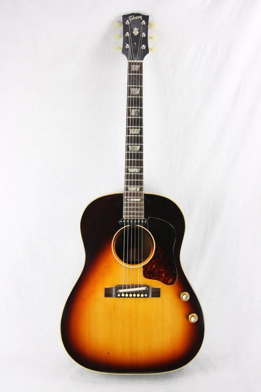 1962 Gibson J-160E Restored Vintage Guitar! Same year as John Lennon! REAL THING