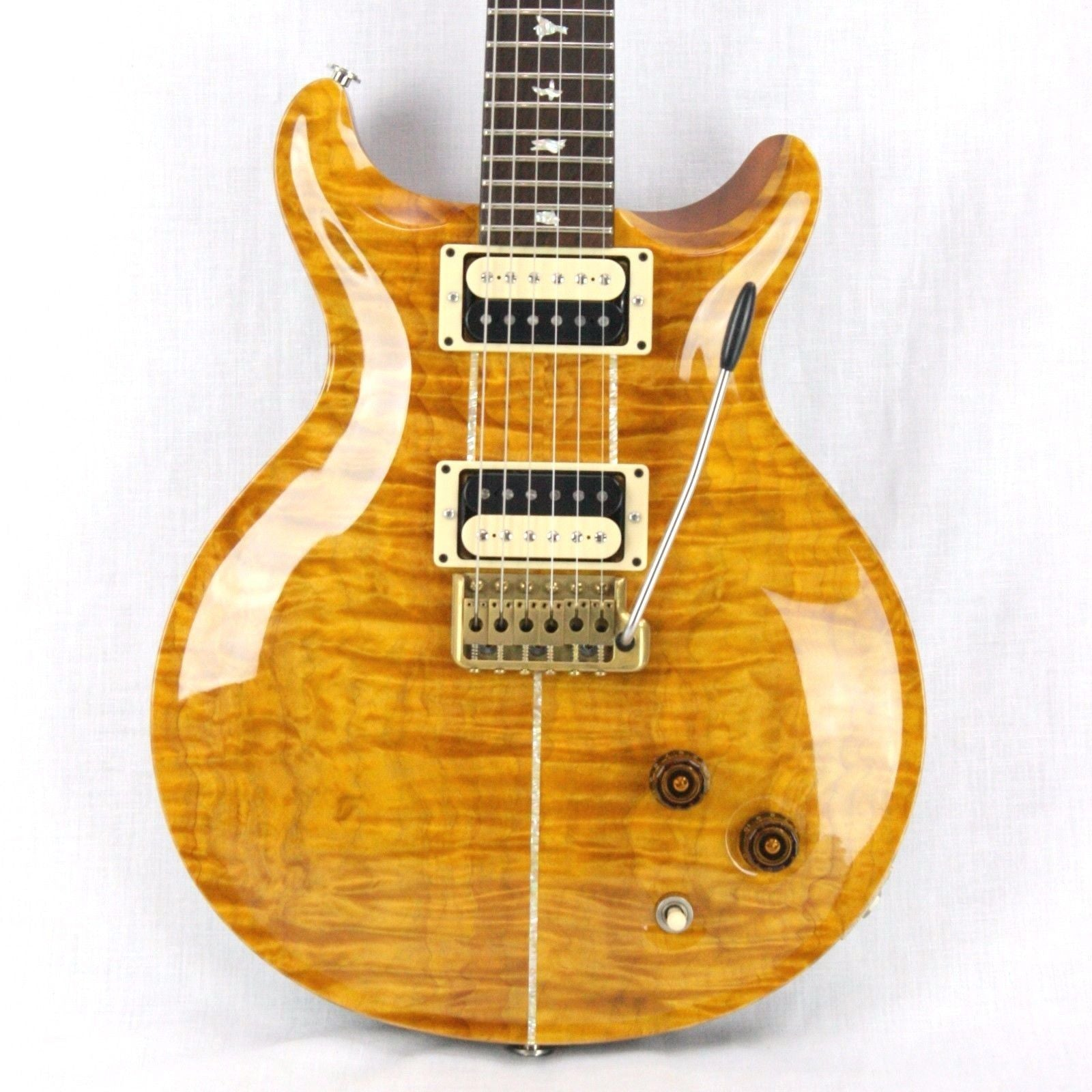 PRS Private Stock Santana Retro BRAZILIAN ROSEWOOD! Vint. Yellow Paul Reed Smith