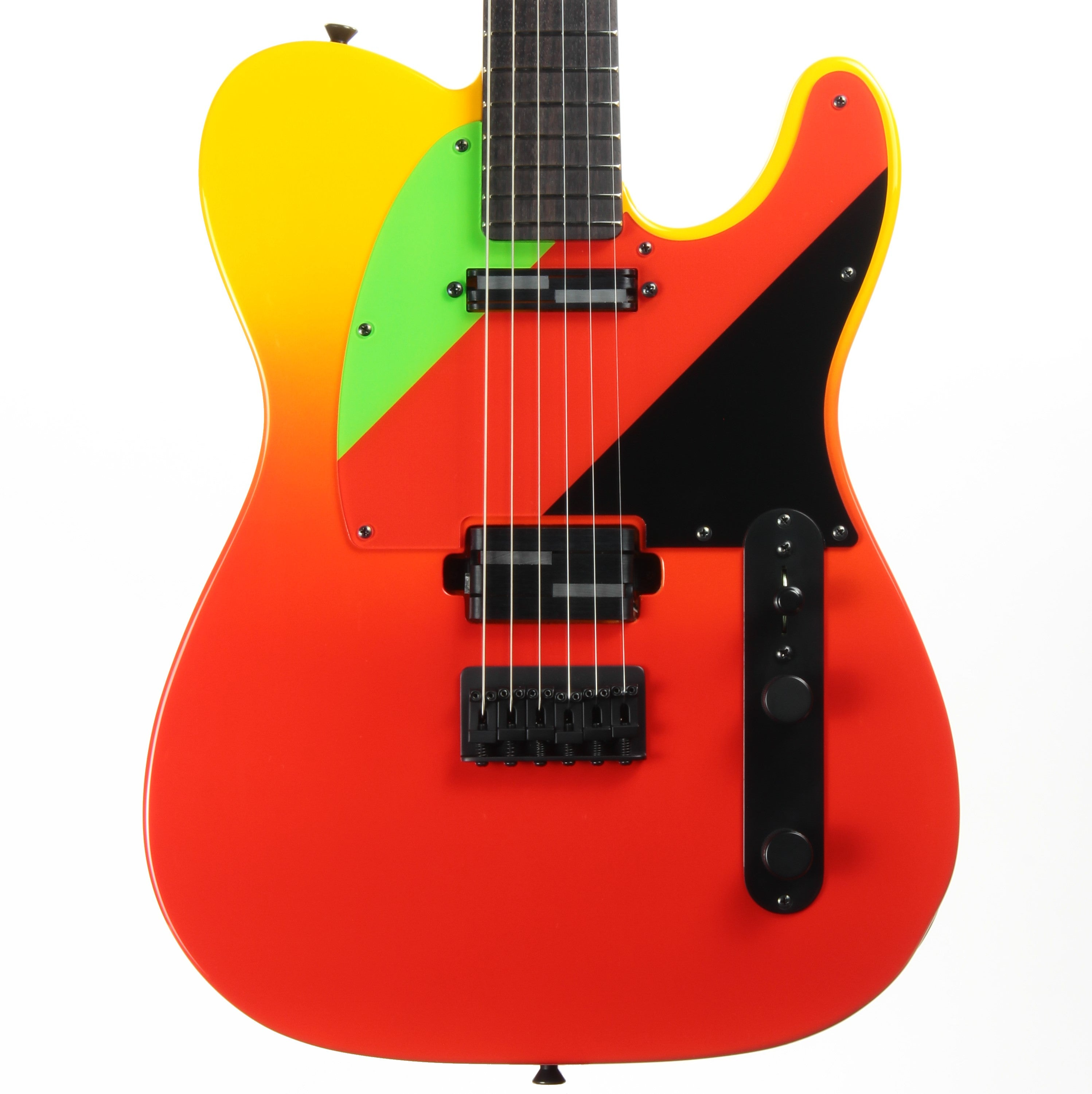 2020 Fender Evangelion Asuka Red Telecaster - Made in Japan Tele MIJ - Limited Edition