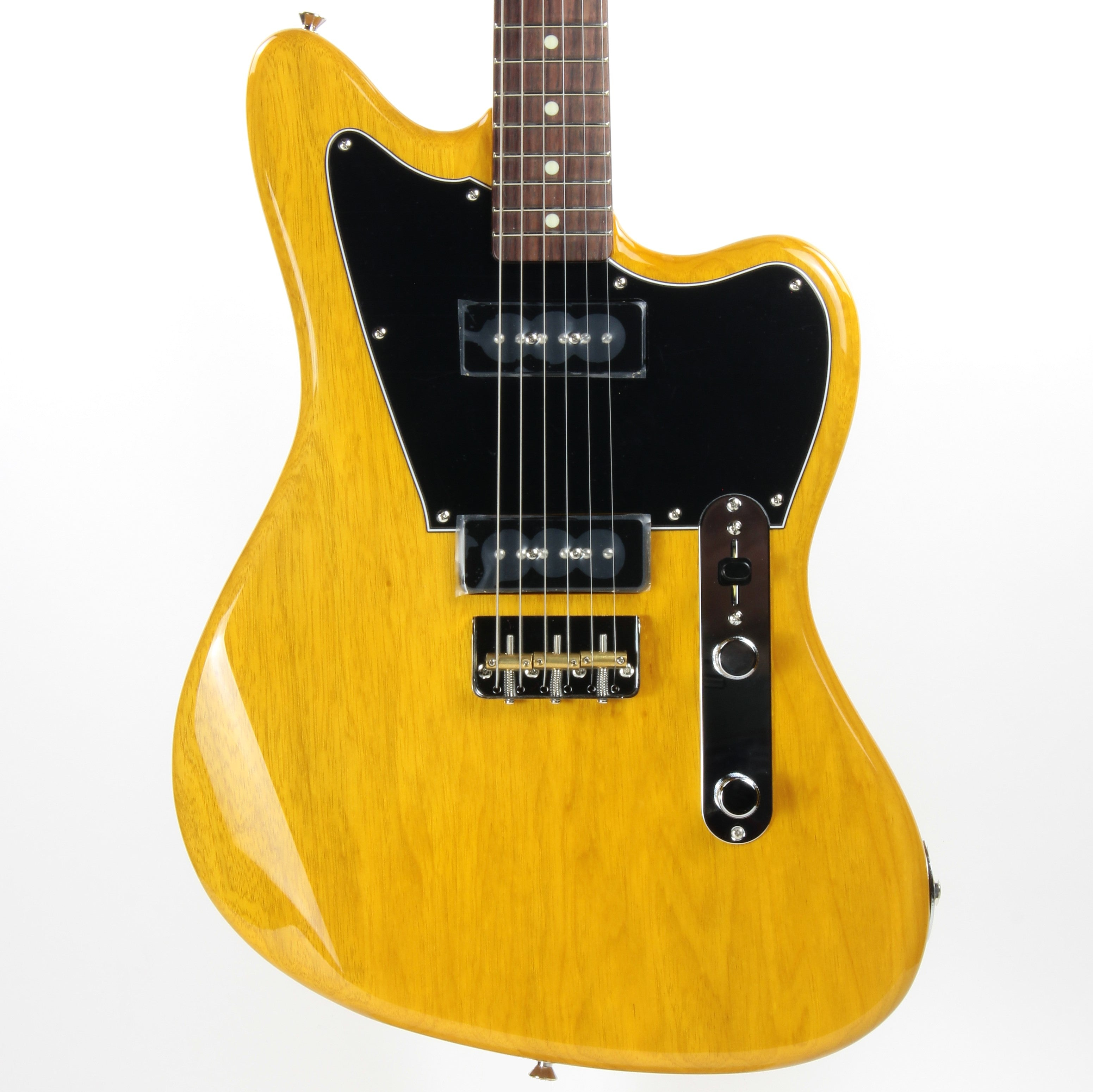 2020 Fender Limited Edition Made in Japan Offset KORINA Telecaster MIJ - Natural w/ Rosewood