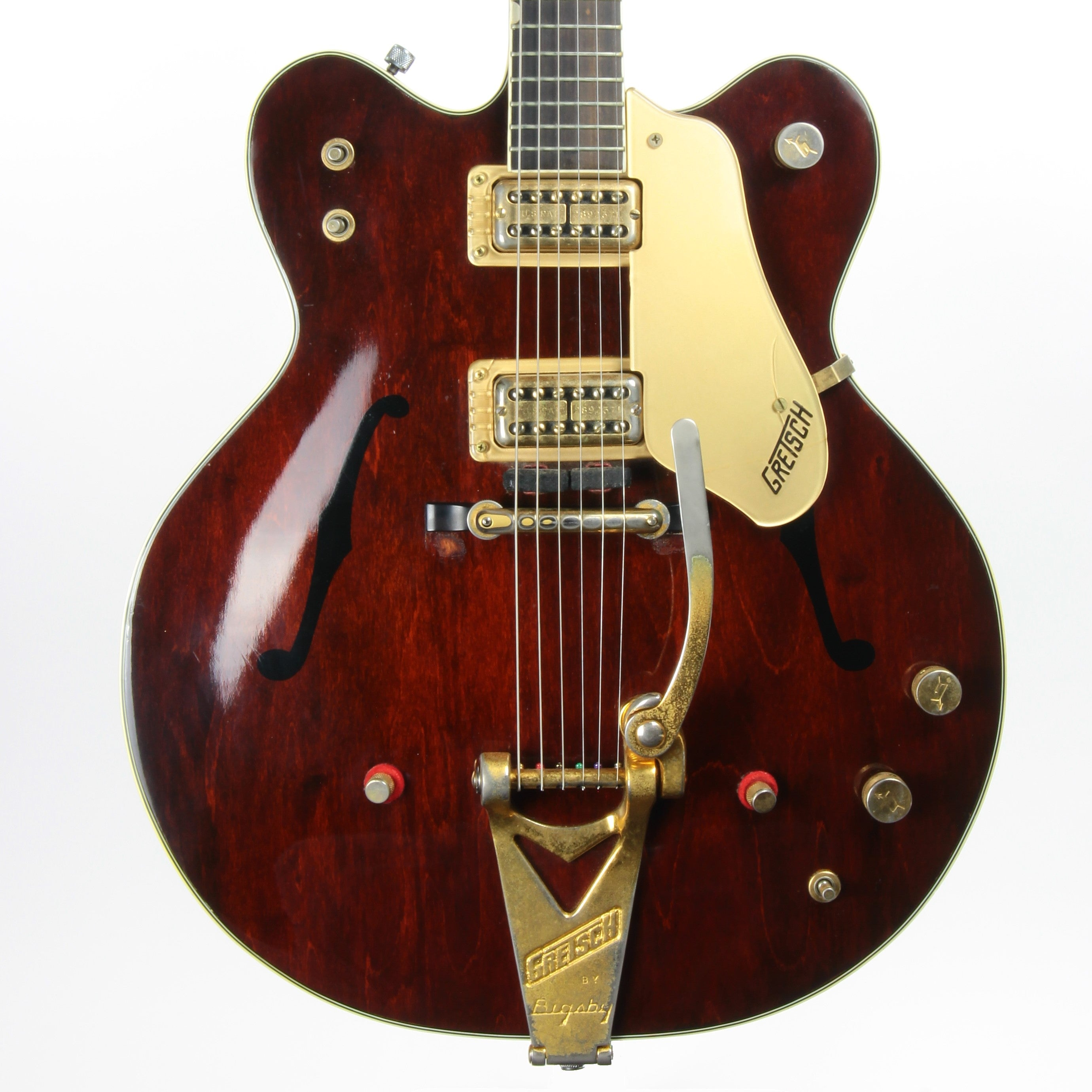 1963 Gretsch 6122 Country Gentleman Chet Atkins - Exact George Harrison Beatles Specs!