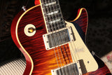 2018 Gibson 1959 Les Paul MURPHY-PAINTED BRAZILIAN ROSEWOOD! 59 R9 Reissue Custom Shop KILLER TOP!