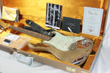 2014 Fender Custom Shop Rory Gallagher Tribute Stratocaster 1961 Strat Relic Signature Model