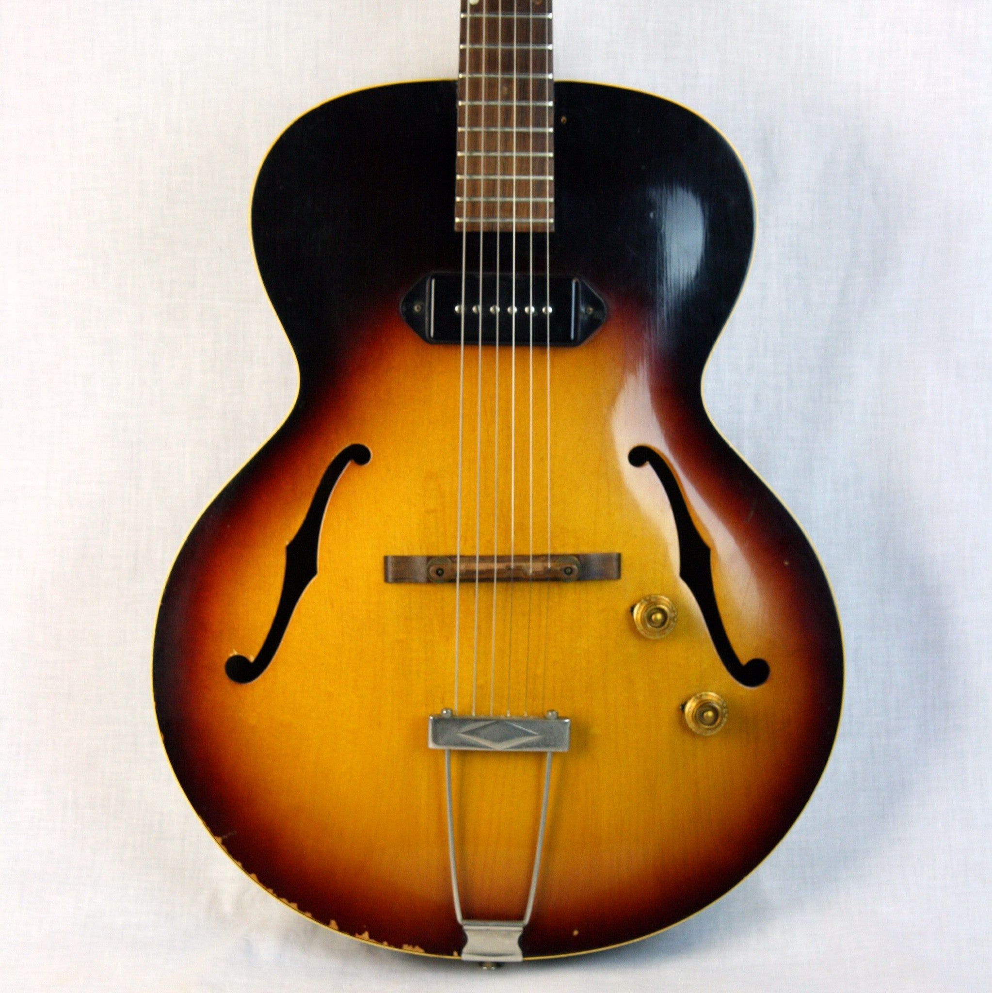 1960 Gibson ES-125T Archtop Electric Guitar
