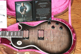 2018 Gibson Custom Shop Vivian Campbell Les Paul Signature Model Limited Run! Signed COA!