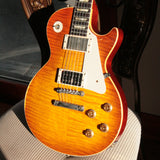 2004 Gibson Jimmy Page Tom Murphy AGED 1959 Les Paul Number One! 59 Reissue Signed COA! Custom Shop!
