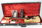 1997 Fender 90's Telecaster Thinline Natural w/ Rosewood! USA American Tele Double-Bound