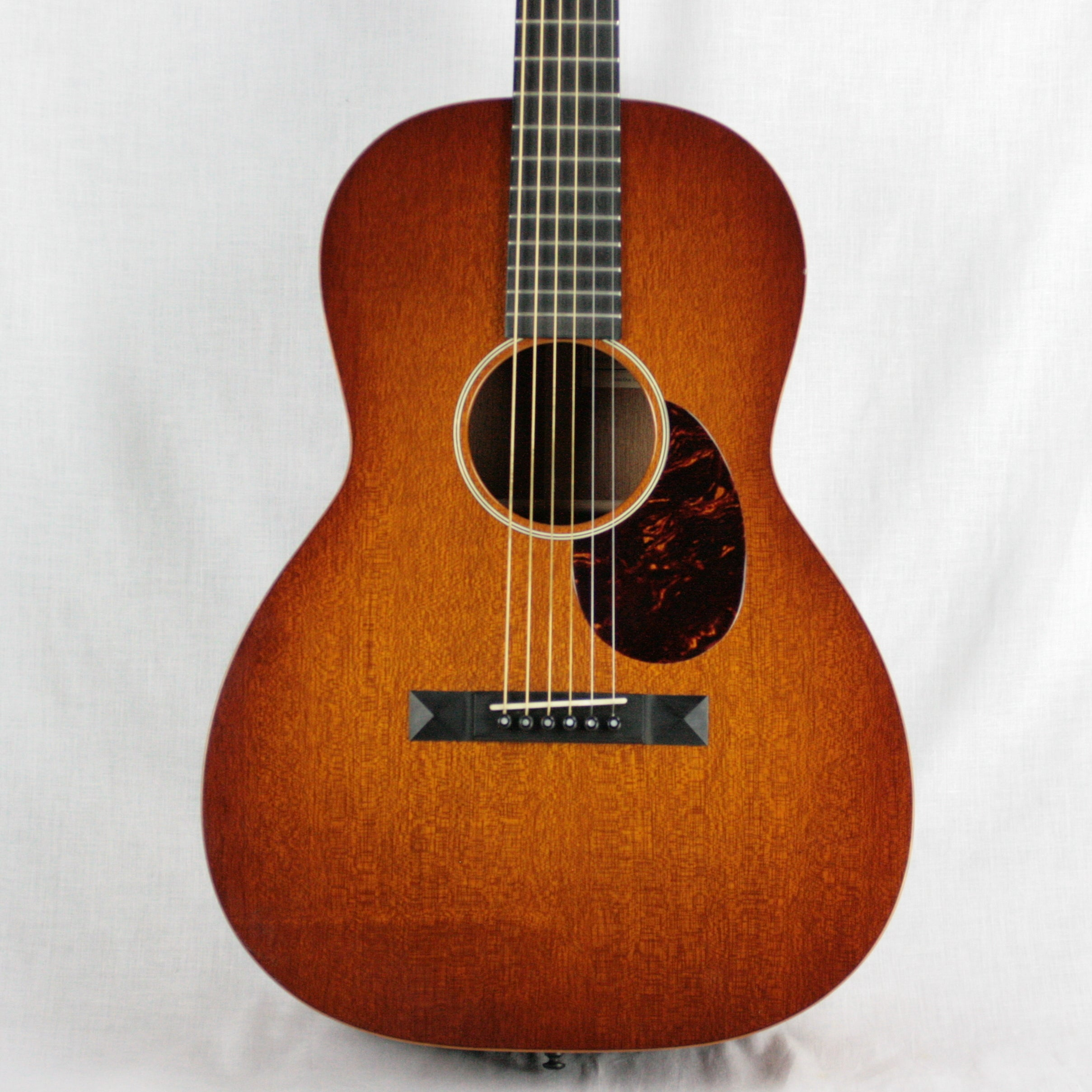2011 Santa Cruz Custom 1929 00 GEORGIA PEACH SUNBURST Mahogany Acoustic Guitar! oo om 000