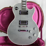 2017 Gibson Custom Shop Les Paul Modern Axcess SATIN RHINO GRAY Chrome Hardware