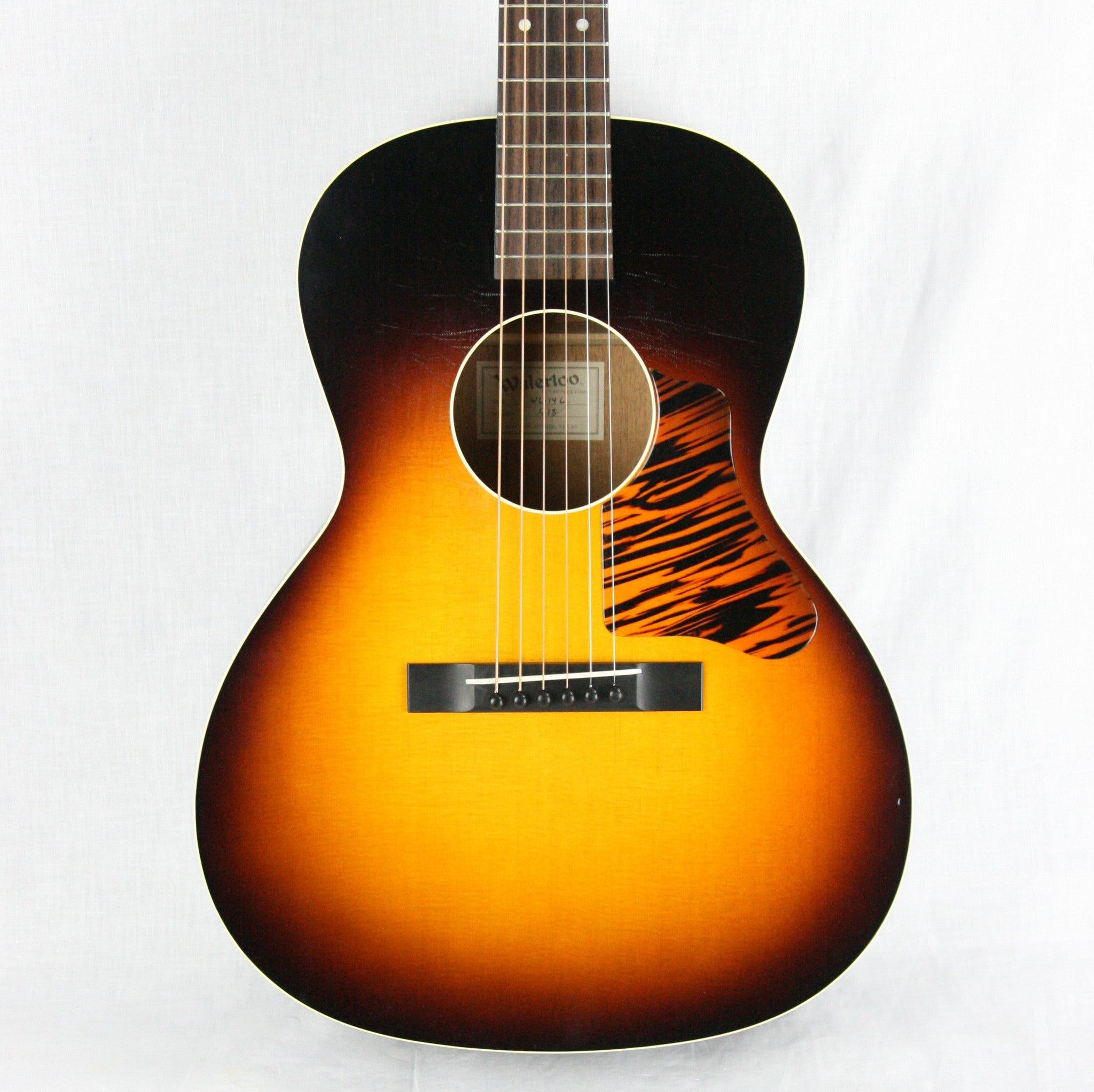 Waterloo WL-14 L by Collings! Ladder-Braced w/ T-Bar.